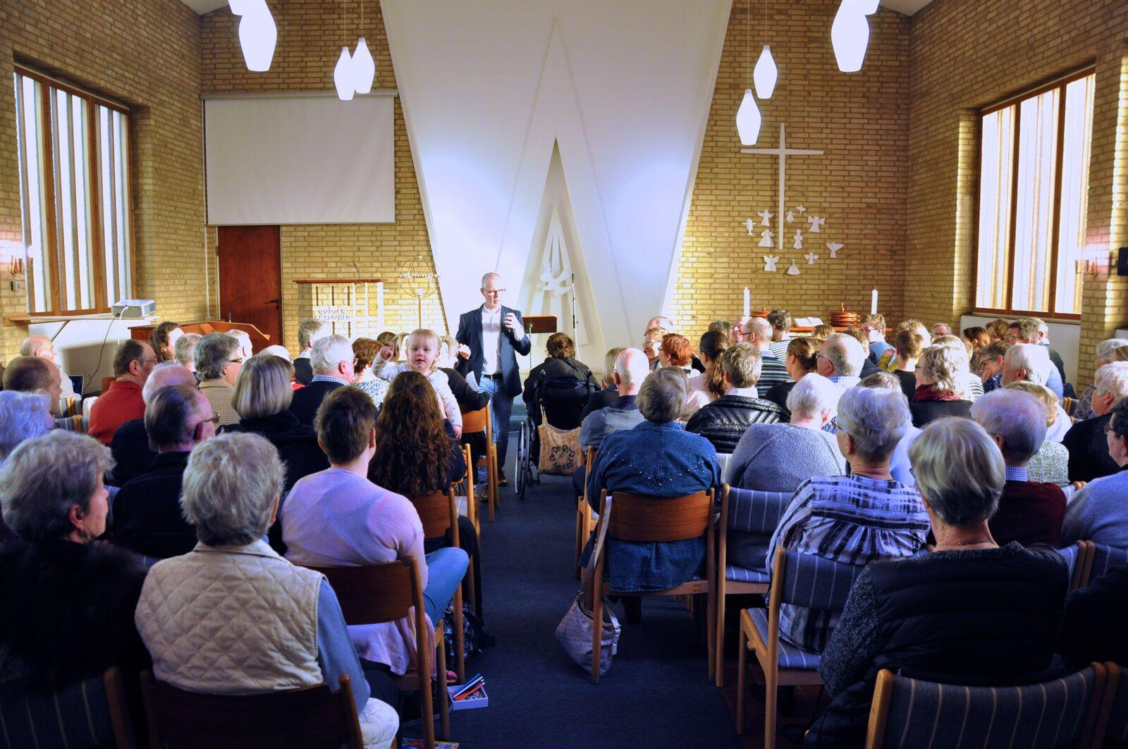 Den baptistiske gudstjeneste